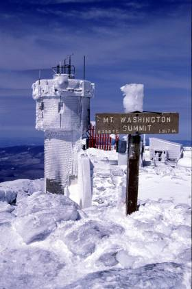 Mt Washington Observatory