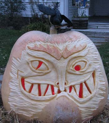 Great Pumpkin 2009 for main column