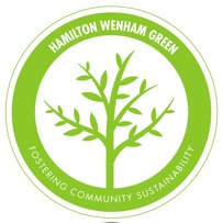 Hamilton-Wenham Green logo